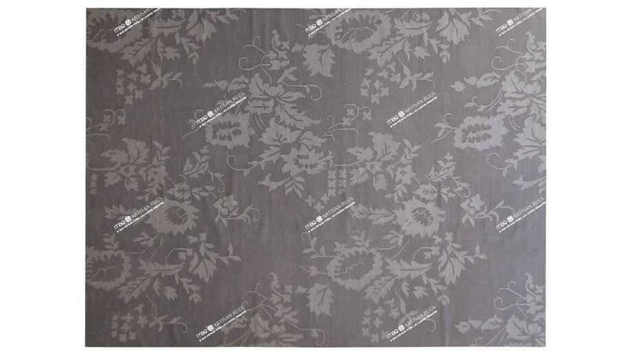 Mae Artisan Rugs | 1255 The Rose Kelim kelim 3.00 x 2.50m Mae Rugs Template Top View