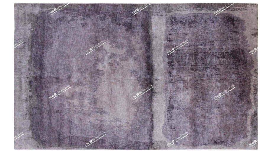 Mae Artisan Rugs | Art The Rothko 1.85 x 2.80 Rectangular 2m X 3m Mae Rugs Template Top View