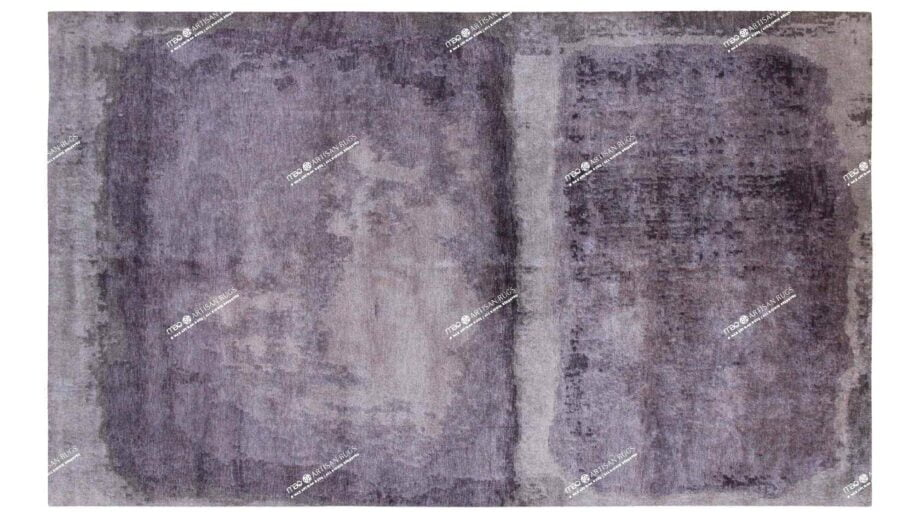 Mae Artisan Rugs   Art The Rothko 1.85 x 2.80 Rectangular 2m X 3m Mae Rugs Template Top View