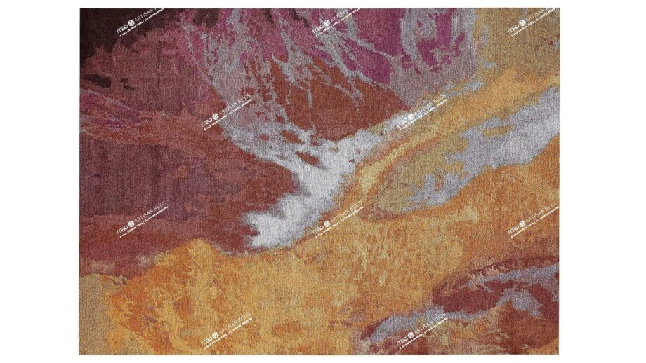 Mae Artisan Rugs | Art Yogan 3.50 x 2.50m 2.5m X 3m Mae Rugs Template Top View