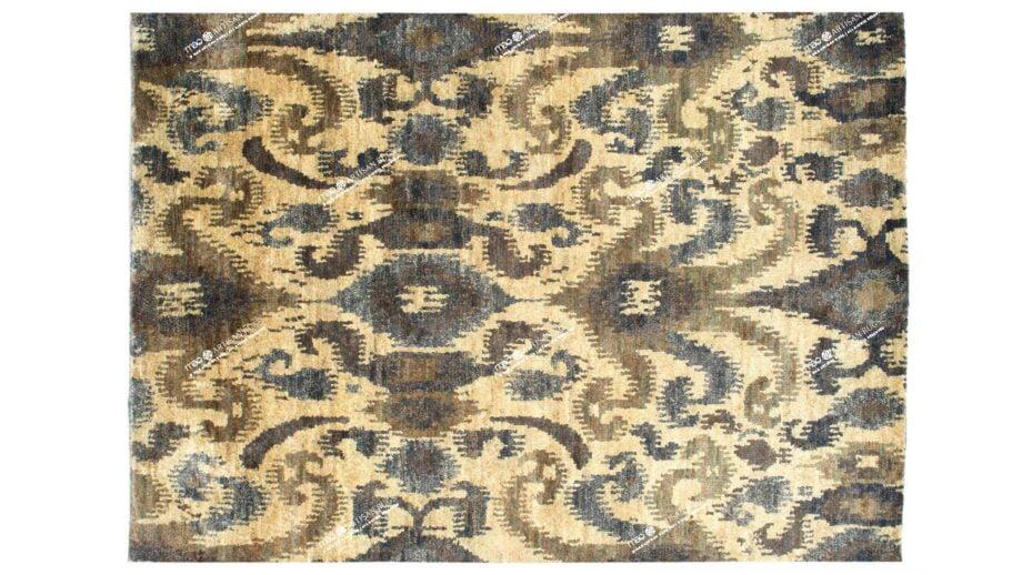 Mae Artisan Rugs | Contemporary The Neutral Jute 1400 3.00 x 2.47 Rectangular 2.5m X 3m Mae Rugs Template Side View