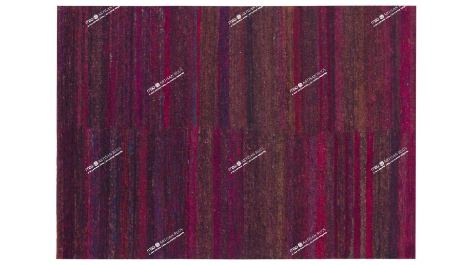 Mae Artisan Rugs | The Crazy Silk 2423 2.32 x 1.69m 240m X 170m Mae Rugs Template Top View