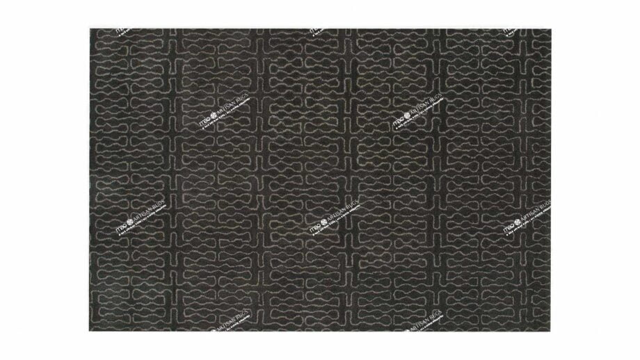 Mae Artisan Rugs | The Field modern field 1070 2.00 x 1.30m 1.3m X 2m Mae Rugs Template Top View