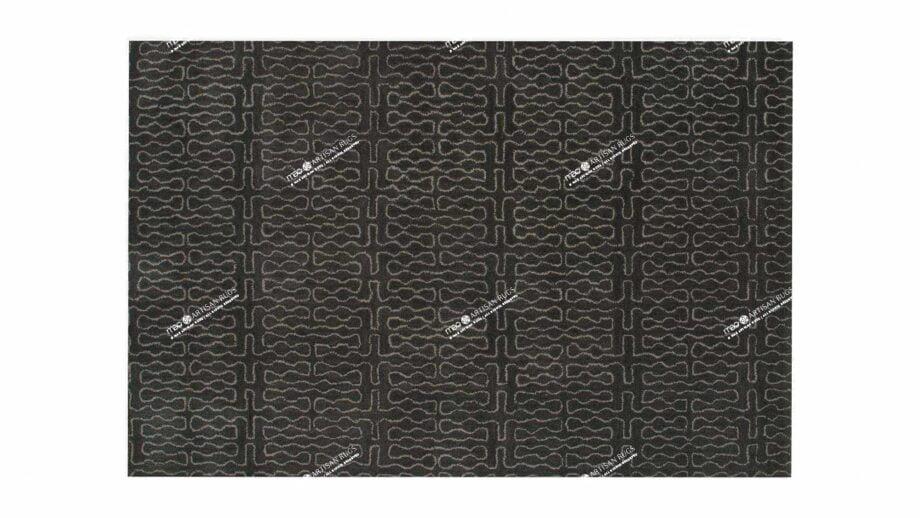 Mae Artisan Rugs | The Field modern field 1070 2.00 x 1.30m 1.3m X 2m Mae Rugs Template Top View
