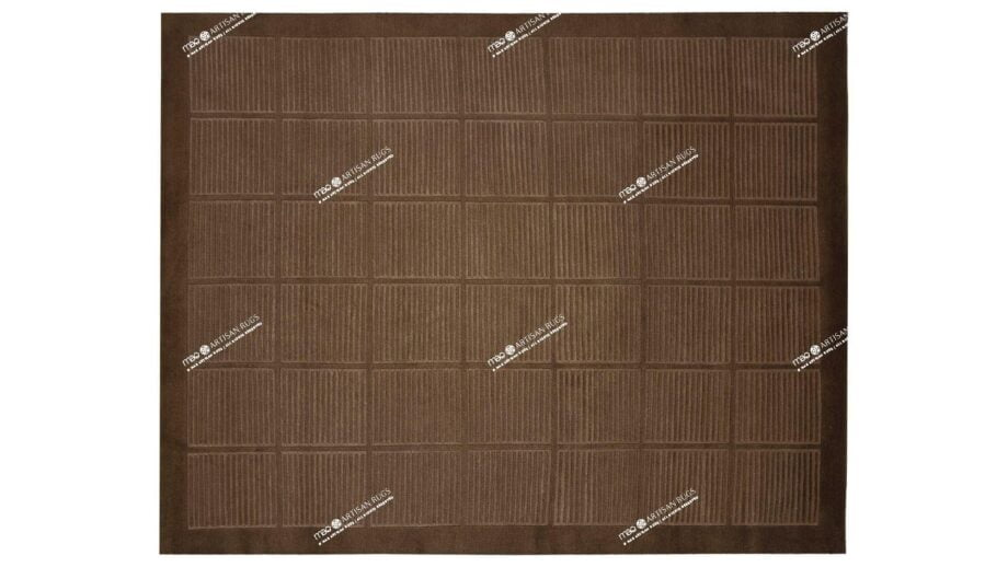 Mae Artisan Rugs | The Grater Tibetan C1276 shutters 3.04 x 2.50m 2.5m X 3m Mae Rugs Template Top View