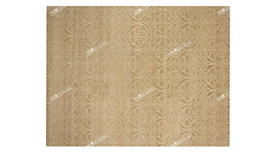 Mae Artisan Rugs | Tibetan Vintage Raw Iron C1079 3.01 x 2.52m 2.5m X 3m Mae Rugs Template Top View