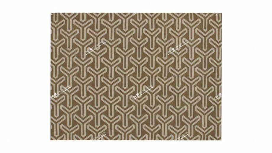 Mae Artisan Rugs | kelim cotton net 1318 2.00 x 1.30m 1.3m X 2m Mae Rugs Template Top View