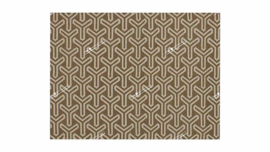 Mae Artisan Rugs | kelim cotton net 1318 2.00 x 1.30m 1.3m X 2m Mae Rugs Template Top View
