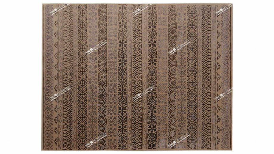 Mae Artisan Rugs | modern 2147 heaven brown 3.00 x 2.50m 2.5m X 3m Mae Rugs Template Top View Recovered