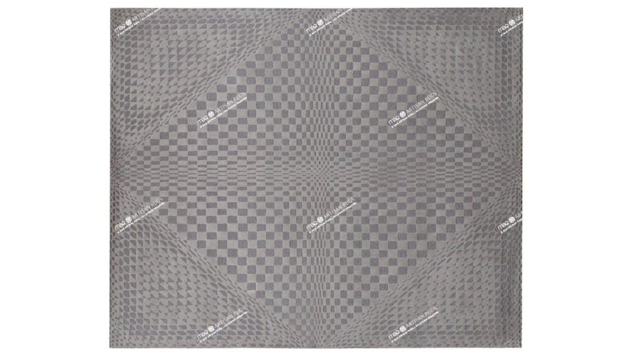 Mae Artisan Rugs | modern square box 40286 3.00 x 2.50m 2.5m X 3m Mae Rugs Template Top View Recovered