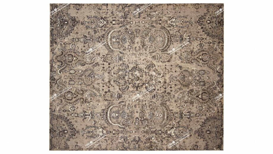 Mae Artisan Rugs | modern the Temple 2349 3.00 x 2.50m 2.5m X 3m Mae Rugs Template Top View Recovered
