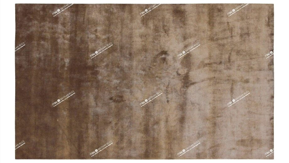 Mae Artisan Rugs | Contemporary Gold Bamboo Silk 3.00 x 2.00 Rectangular 2m X 3m Mae Rugs Template Top View