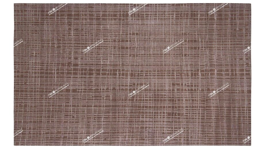 Mae Artisan Rugs | Contemporary Jaggered Lines Tibetan 1056 1.85 x 2.84 Rectangular 2m X 3m Mae Rugs Template Top View