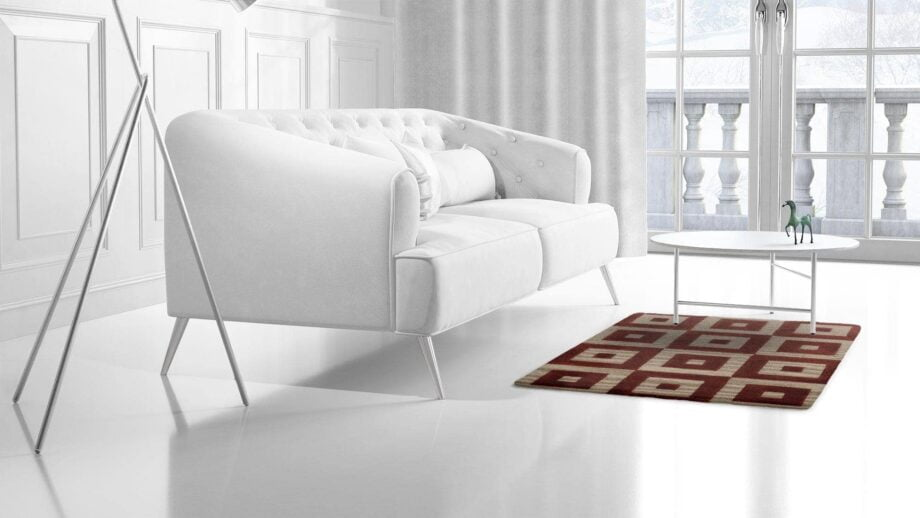 Mae Artisan Rugs | Himalaya About 2805 150x 100 1m X 1.5m Mae Rugs Template Side View 2