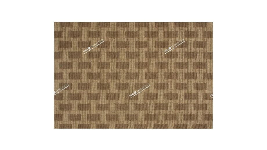 Mae Artisan Rugs | Jute Sisal BALE 2129 1.80 X 1.20m Rectangular 2m X 130m Mae Rugs Template Top View
