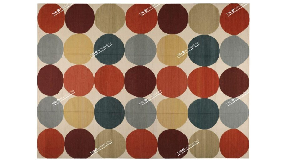 Mae Artisan Rugs | Kelim Smarties Old MP stock 11102 4.00 x 3.00m 3m X 4m Mae Rugs Template Top View