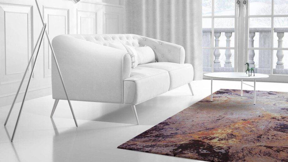 Mae Artisan Rugs | The Supernova art supernova 40148 4.04 x 2.98m 400 x 300 Mae Rugs Template Side View 2 Recovered